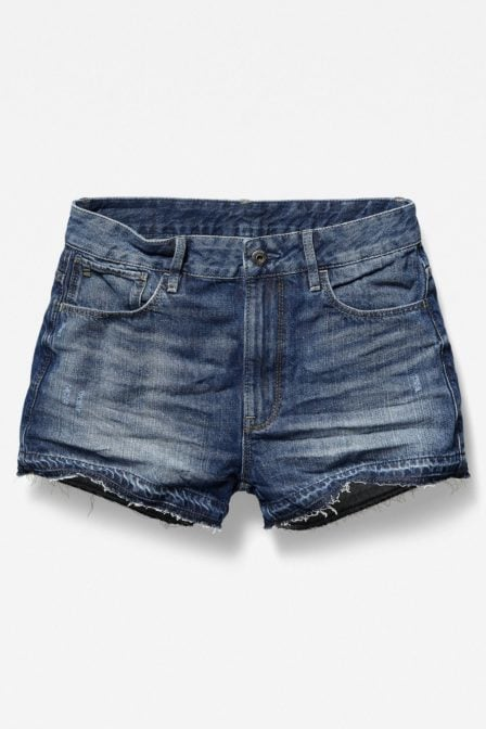 G-star raw arc high boyfriend short