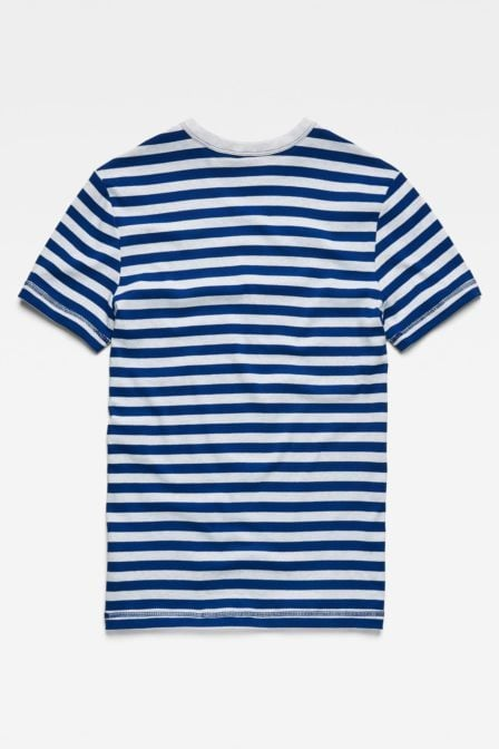 G-star raw kantano slim t-shirt blue