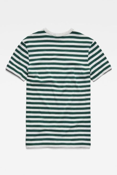 G-star raw kantano slim t-shirt green