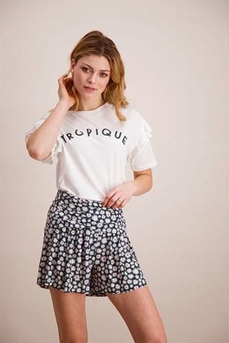 Catwalk junkie tropique t-shirt