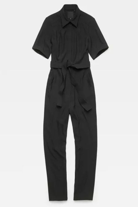 G-star raw bristum dc jumpsuit black