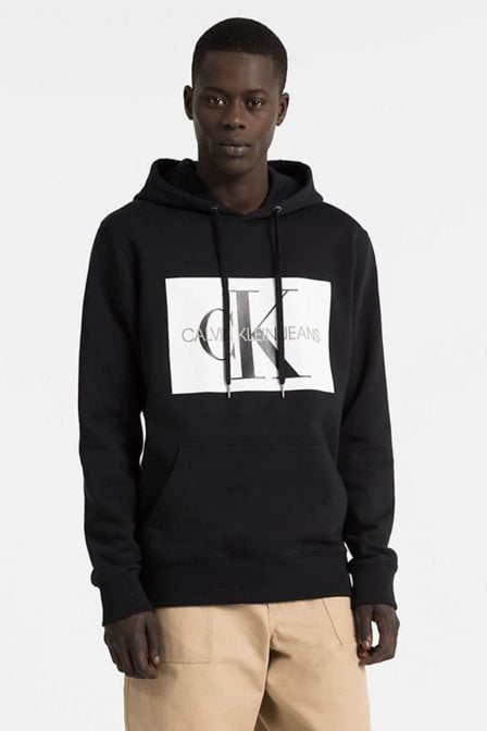 Calvin klein hoodie met logo black