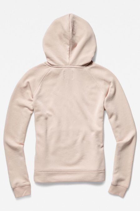 G-star raw loose hooded sweater pink
