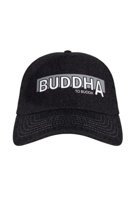 Buddha to buddha cap sven dark grey
