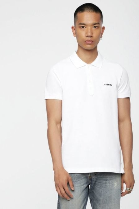 Diesel t-heal broken polo white