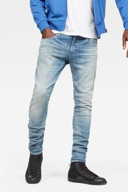 G-star raw 3301 deconstructed skinny jeans