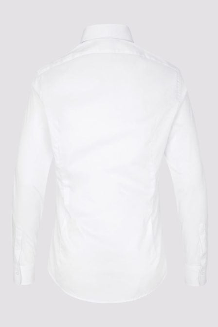 Drykorn jaxon shirt white
