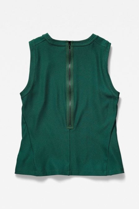 G-star raw deline sleeveless top green