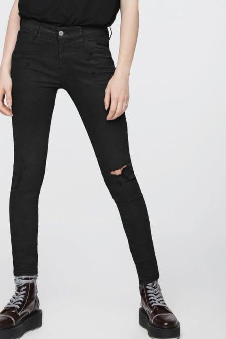 Diesel slandy 069ae jeans black