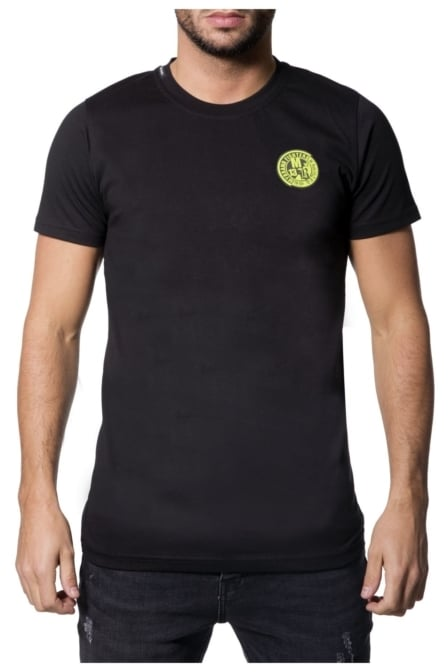 My brand logo badge t-shirt black