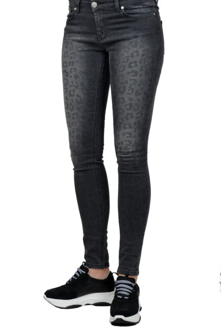 Zhrill daffy leopard jeans