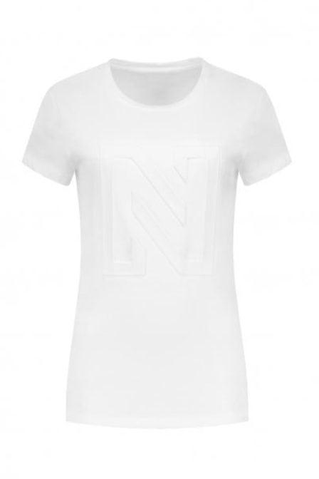 Nikkie by nikkie 3d n logo t-shirt