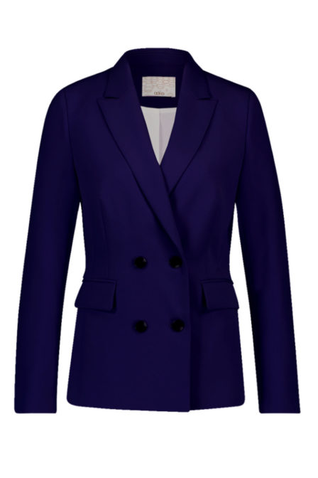 Aaiko cella blazer deep purple