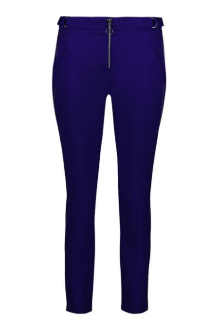 Aaiko sayo trouser deep purple