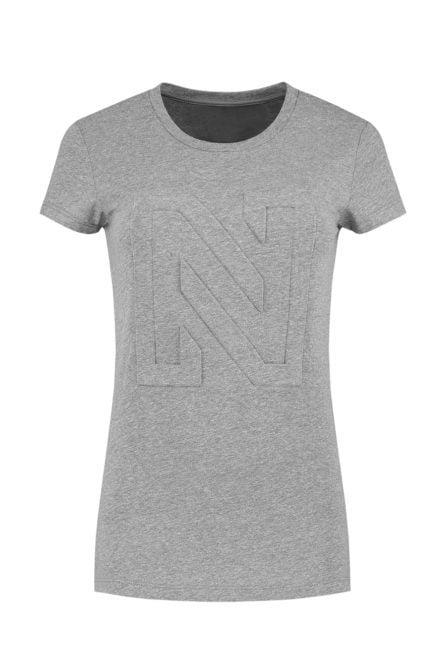 Nikkie 3d n logo t-shirt