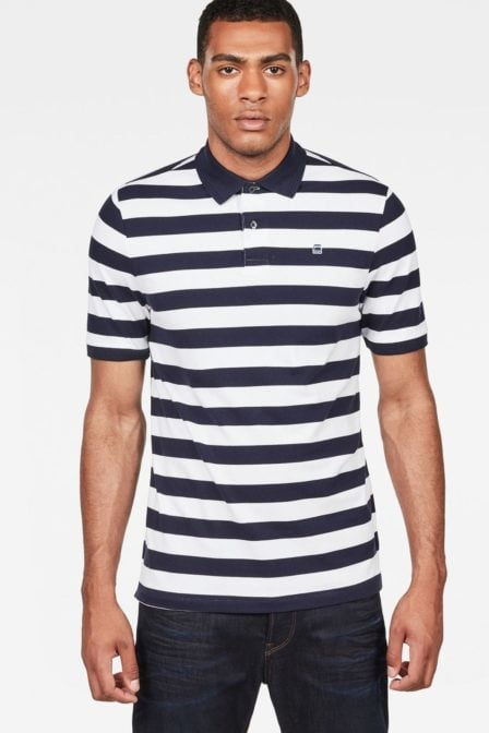 G-star raw polo manches courtes bantson core