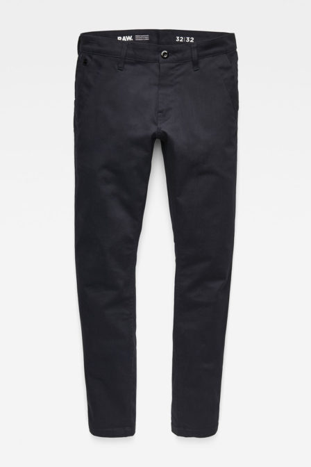 G-star raw bronson skinny chino blue