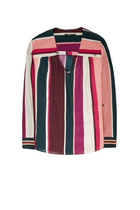 10 feet pleated rainbow top bow collar burgundy