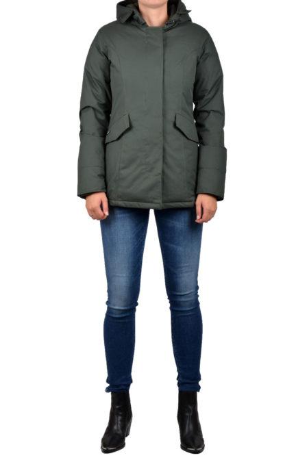 Airforce 2-pocket herringbone jacket rosin green