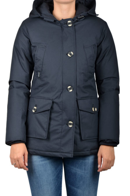 Airforce 4-pocket herringbone jacket navy blue