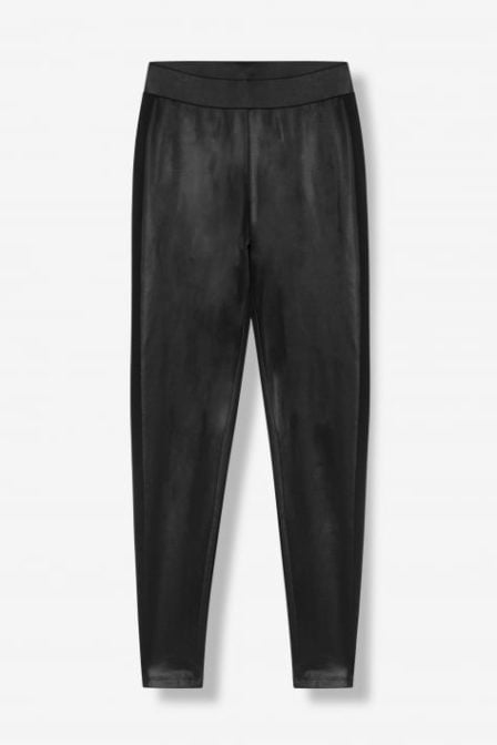 Alix the label coated legging black