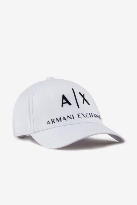 Armani exchange baseball cap wit