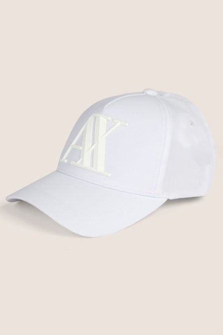 Armani exchange baseball cap wit
