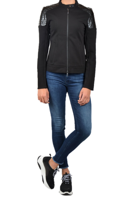 Armani vest giacca black