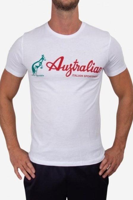 Australian jersey vintage shirt wit