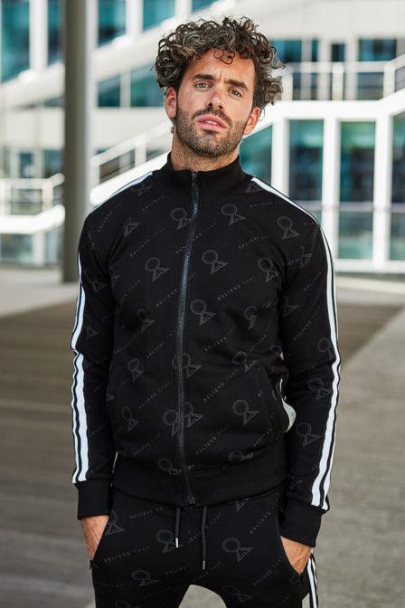 Believe that pac jacket black