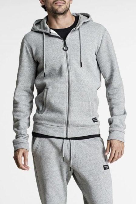 Bjorn borg centre hoodie light grey