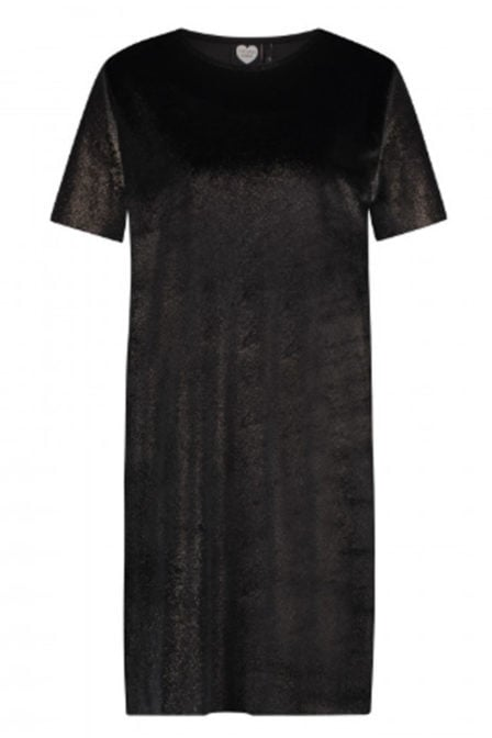 Catwalk junkie gold rush jurk