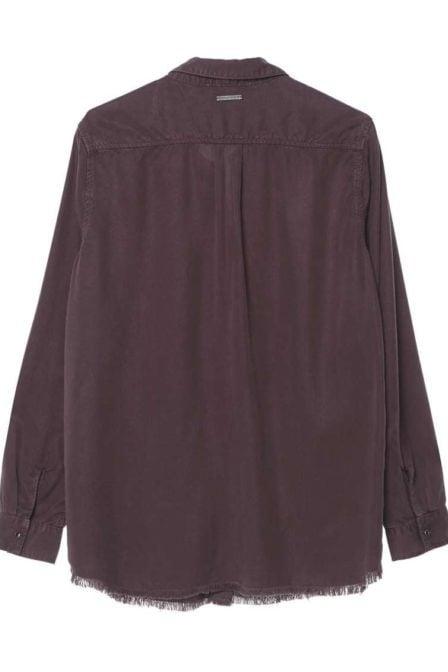 Circle of trust juny blouse burnt bordeaux