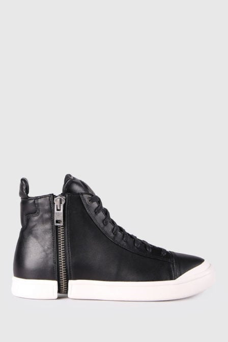 Diesel s-nentisch sneakers zwart