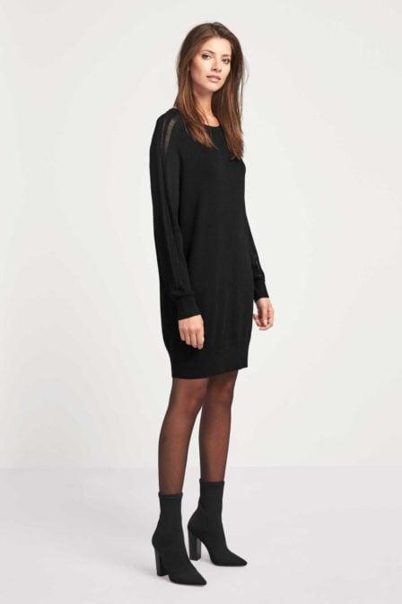 Drykorn caja black dress