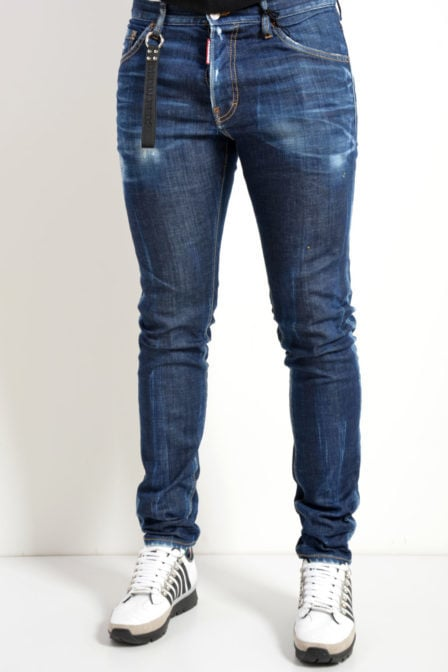 Dsquared jeans blue