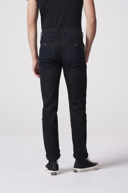 Dstrezzed david b. night jeans donker blauw