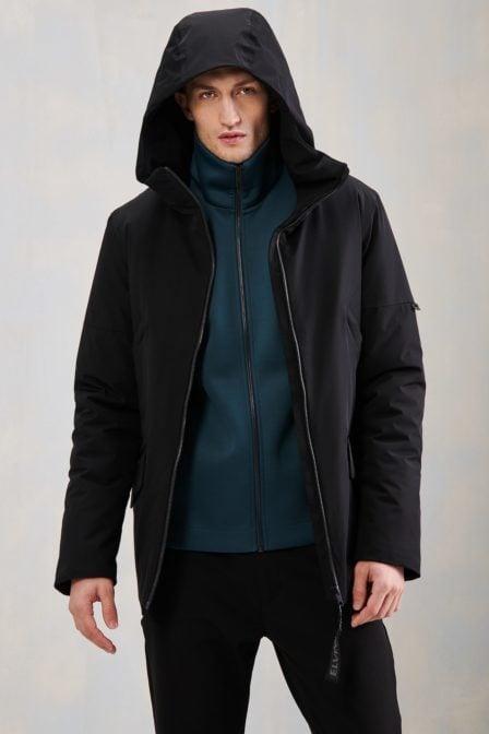 Elvine cole function stretch jacket black