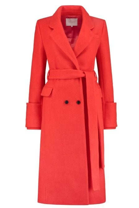 Fifth house lost coat coral