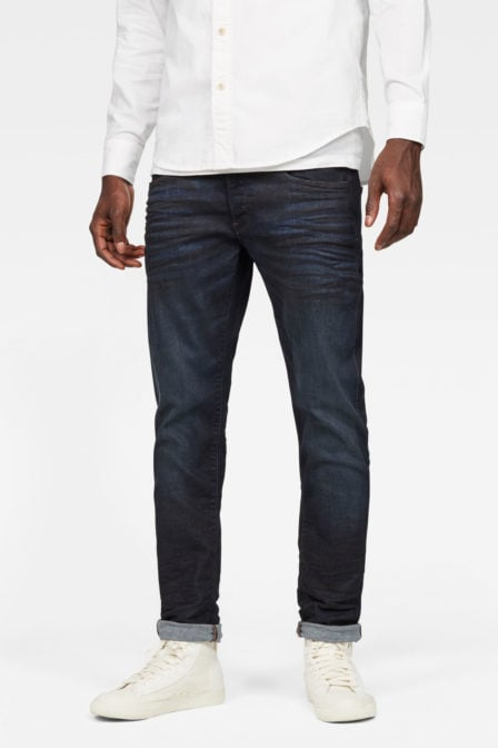 G-star 3301 deconstructed slim jeans