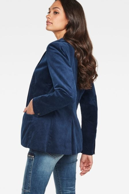 G-star raw vodan blazer blue
