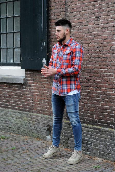 G-star raw d-staq skinny jeans