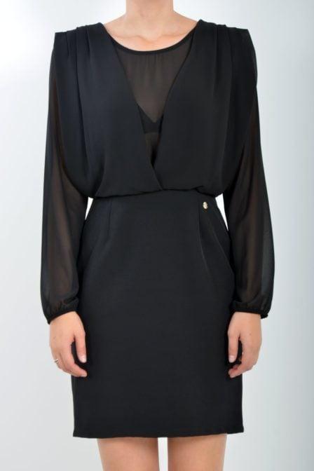 Gaudi dress black