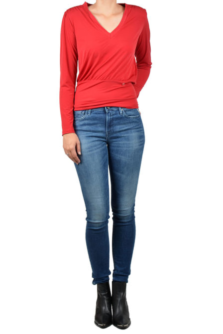 Gaudi ls t-shirt red