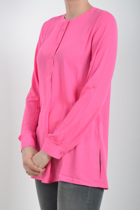 Geisha blouse roze