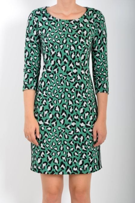 Gaudi dress green combi