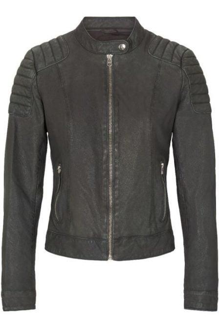 Goosecraft biker 128 jack donker grijs