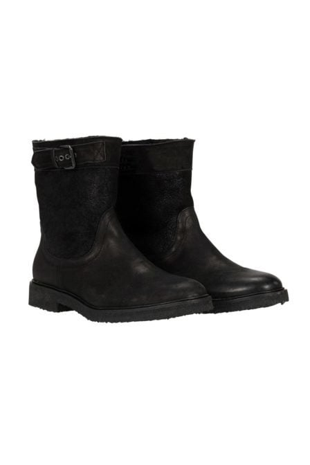 Goosecraft chet crepe tube boot men black