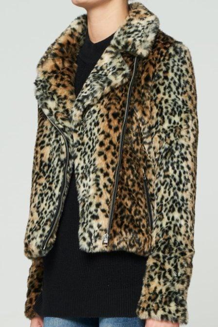 Goosecraft abbie perfecto jas wild panter