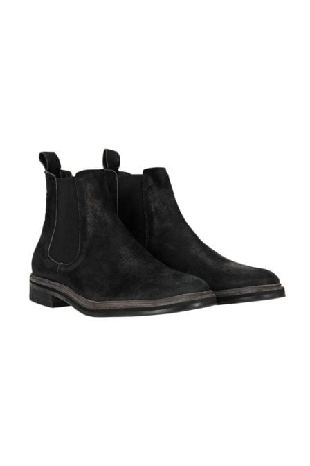 Goosecraft chet chelsea boots black